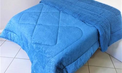 Coberdon Ovelha 2,20X2,50m - Azul