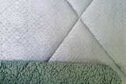 Coberdon Ovelha 1,60X2,20m - Verde